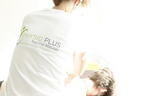 Nadine Meusel, Heilpraktikerin für Physiotherapie   PHYSIO Plus Kronach